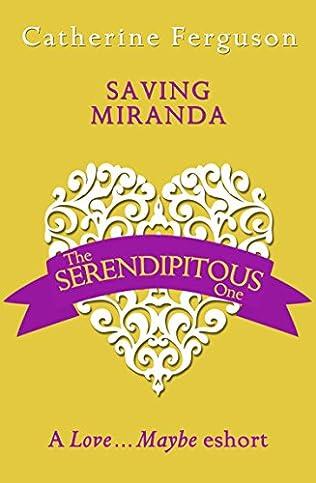 book cover of Saving Miranda