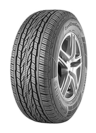 CONTINENTAL ContiCrossContact LX 2 - 215/60/17 096H - E/C/71dB - Summer tyre Continental Corporation