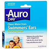 Auro Dri ear water drying aid dries and relieves water clogged - 1 oz