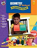 Geometry at School, Carson-Dellosa Publishing Staff, 0768225213