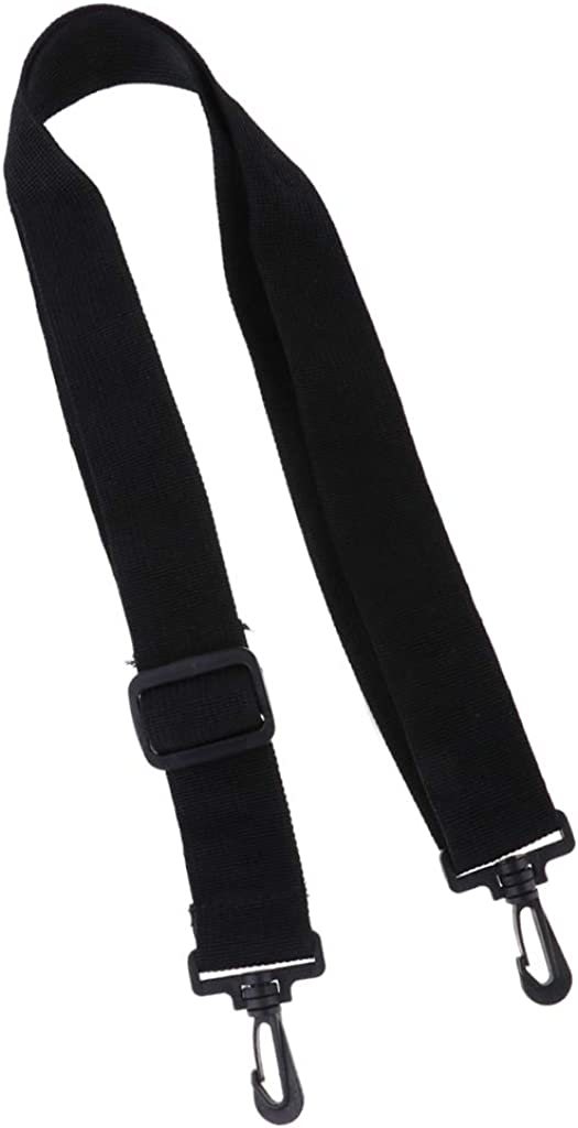 dailymall Nylon Adjustable Shoulder Strap Replacement Laptop Camera Bag Belt With Hook