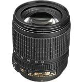 Nikon AF-S DX NIKKOR 18-105mm f/3.5-5.6G ED Vibration Reduction Zoom Lens with Auto Focus for Nikon DSLR Cameras International Version (No warranty)