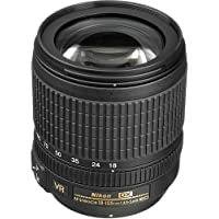 Nikon AF-S DX NIKKOR 18-105mm f/3.5-5.6G ED Vibration Reduction Zoom Lens with Auto Focus for Nikon DSLR Cameras International Version (No warranty)