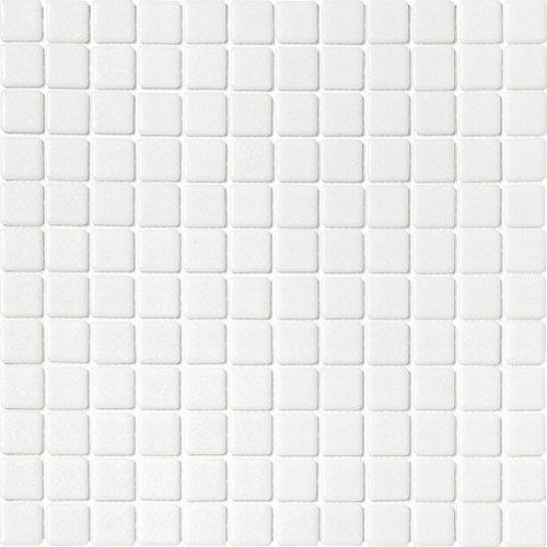 As de Carreaux 075011 Mosaique 3000 Blanc, Set de 18 pièces, Surface couverte : 2m² Set de 18 pièces Surface couverte : 2m²