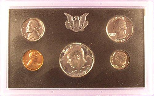 1970 US Mint Proof Set PF-1