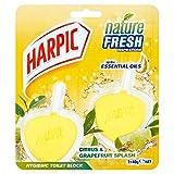 Harpic Rim Block Citrus and Grapefruit Splash, 2 Blocks