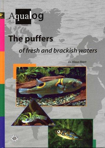 - AQUALOG The Puffers of Fresh and Brackish Waters