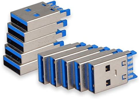 Amazon Com Usb 3 0 9 Pin Male Port Connector Conwork 10 Pack