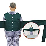 Medical Criss Cross Chest Vest Restraint for Use with Bed Or Chair