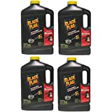 Black Flag 190256 64 oz Fogger/ Fogging Mosquito / Fly Insecticide - Quantity 4