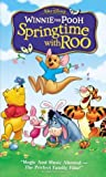 Winnie the Pooh - Springtime with Roo [VHS]