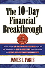 The 10-Day Financial Breakthrough Paperback