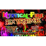 EXTREME MYSTICAL FIRE - Adds 20% More Colorful Flames to a Campfire - 25 Packs