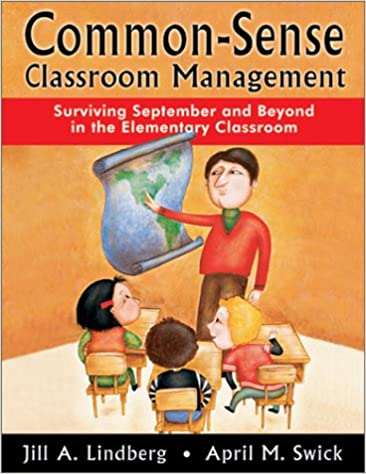 Download android bøger gratis Common-Sense Classroom Management: Surviving September and Beyond in the Elementary Classroom in Danish PDF by Jill A. Lindberg