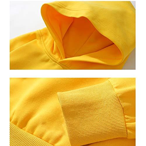 Sciolto Yellow s Classico Uomo Guerriero Sportiva Cotone Maglia Giacca Toomd Felpe Da Maglione Stampa Retrò xxl Dolcevita qf6xaz