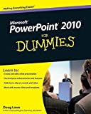PowerPoint 2010 For Dummies by Doug Lowe (2010-05-10)