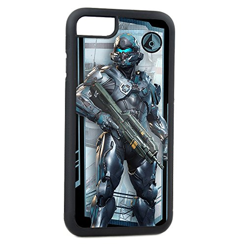 Seal Buckle (Buckle-Down Cell Phone Case for iPhone 6 Plus - Spartan-IV Jameson Locke Pose/ONI Seal - Halo)