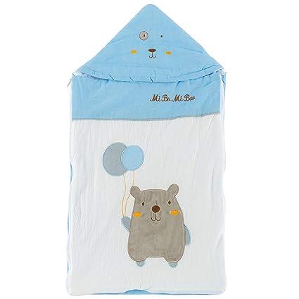 HALOViE Bebés Saco de Dormir Sacos de abrigo Capazo Recién Nacido Otoño Infantil Invierno Algodón Cochecitos