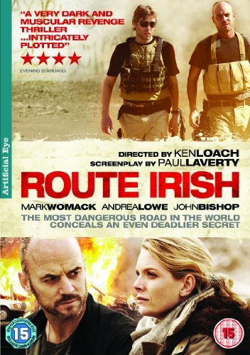 Route Irish [DVD] [2010] by Mark Womack B01I06S88Q