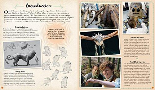 J K Rowlings Wizarding World The Dark Arts Movie Scrapbook Beasts Harry Potter