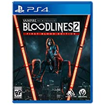 THQ Nordic Vampire The Masquerade Bloodlines 2 Playstation 4