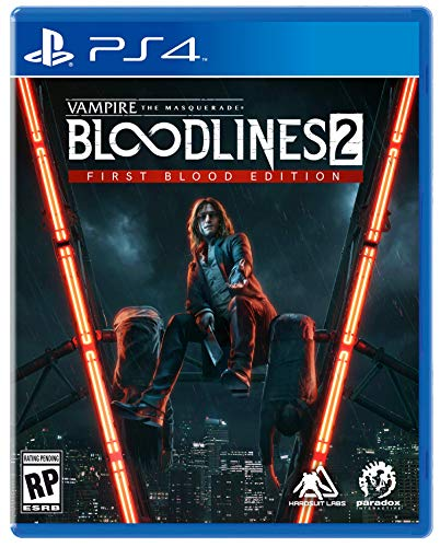 (Vampire: The Masquerade - Bloodlines 2 - PlayStation 4)