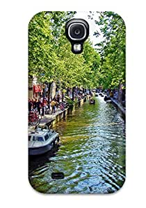 Pretty RyJFALU5020WGHYv Galaxy S4 Case Cover/ Amsterdam City Series High Quality Case