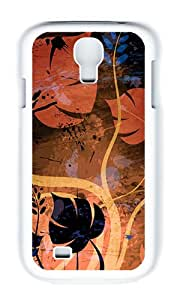 Samsung S4 Case,VUTTOO Cover With Photo: Enduring Life For Samsung Galaxy S4 I9500 - PC White Hard Case