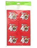 Bulk Buys HM161 Monkey Around 40Stckr - Pack of 24