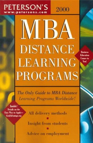 MBA Distance Learning 2000