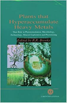 Book Plants That Hyperaccumulate Heavy Metals (Cabi)