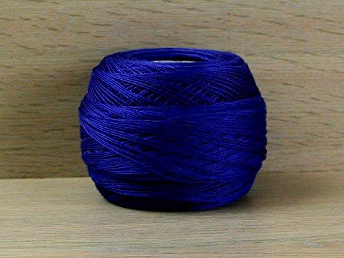 DMC Cebelia Scottish Cotton Crochet Thread Size 20 797 - per 50 gram ball