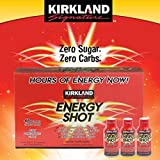 kirkland energy shot 48 - Kirkland SignatureTM Energy Shot 48 Count, 2 Ounces Each by Kirkland SignatureTM