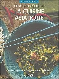 L'encyclopédie de la cuisine asiatique par Linda Doeser