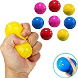 Sticky Globbles Ball Stress Toy,Fluorescent Sticky
