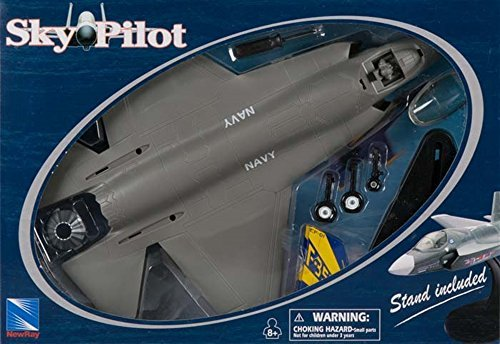 New Ray 1:44 F-35C Lightning II Navy on Plane Diecast Aircraft