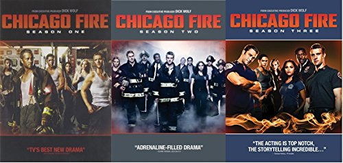 Chicago Fire Seasons 1-3