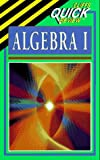 Algebra I, Cliffs Notes Staff, 0822053020