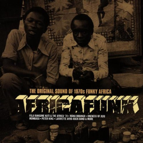 Africa Funk V.1: the Original Sound of 1970s Funky Africa by Harmless Records