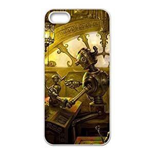 Artistic antique house Cell Phone Case for iPhone 5S