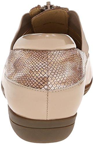 Chaussures Femmes Ferns Patent Plates Vaneli Ecru 64zwSx
