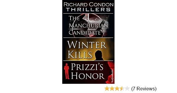 Richard Condon Thrillers The Manchurian Candidate Winter Kills Amazing Prizzi Sewing Machine