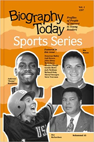 Sports Series: Profiles of People of Interest to Young