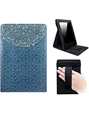 Capa Novo Kindle 10a. Geração WB Premium Freedom Auto Hibernação - Mandala Azul