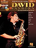 David Sanborn: Includes Parts for B Flat and E Flat Saxaphones: Audio Access Included (Hal Leonard Saxophone Play-Along)