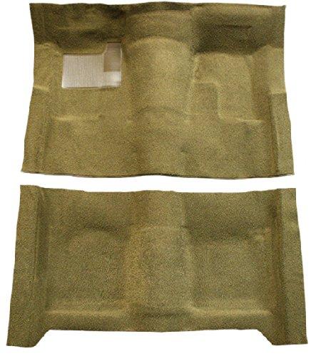 (Factory Fit - ACC 1974-1979 Chevy Nova Carpet Replacement - Cutpile - Complete | Fits: 4DR )