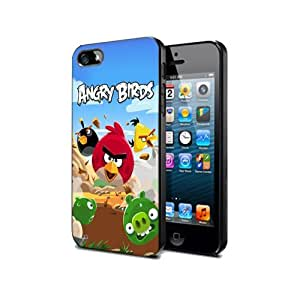 Ab01 Angry Bird Game Silicone Cover Case Samsung S5 @Power9shop