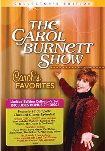 Carol Burnett: Carol's Favorites Limited Edition (7 DVD Collection)