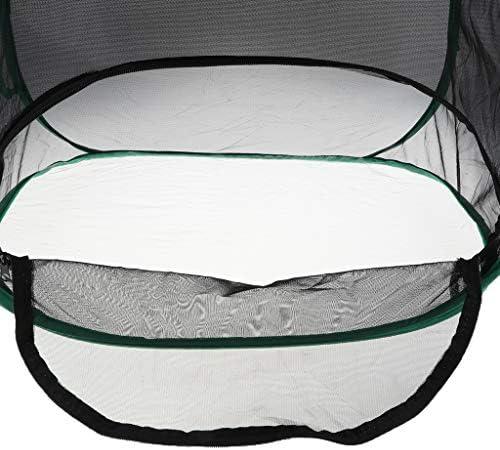 蝶のテラリウム 昆虫ケージ 繁殖箱 メッシュ 使いやすい 全3色 - #1
