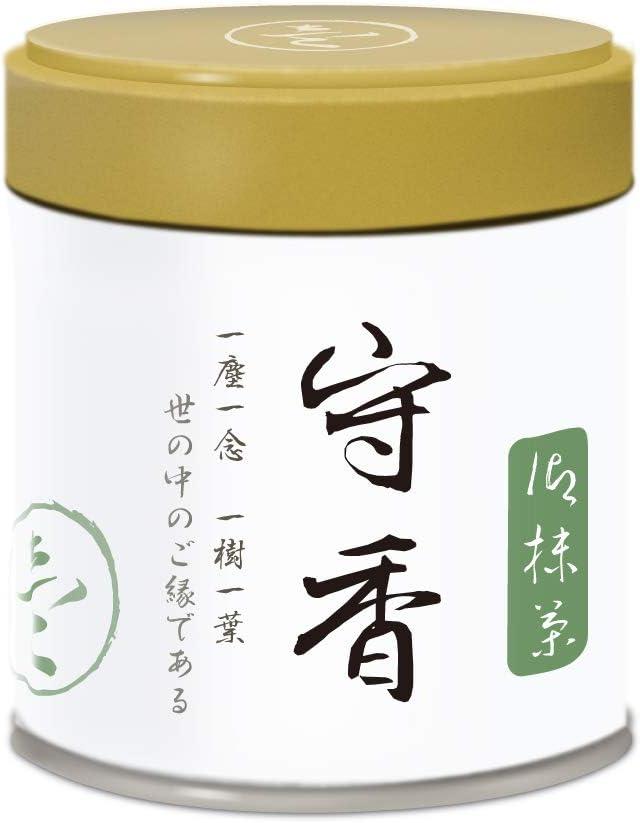 一抹茶 茶道用抹茶 守香 30g